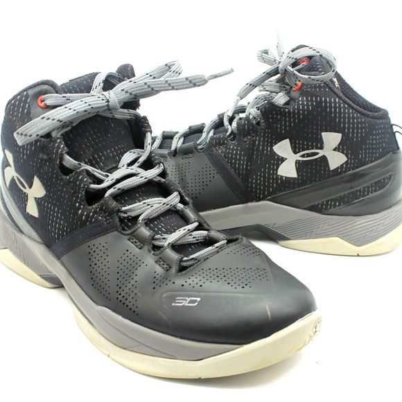40f8d721 UNDER ARMOUR Stephen Curry 2 Gray